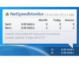 NetSpeedMonitor免费下载(网络流量监控工具)V2.5.4.0最新官方版