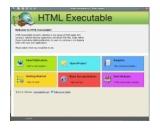 HTML Executable下载(HTML Packages制作)V4.6.1.0最新官方版