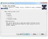 BackRex Easy Backup下载(系统设置备份)V2.8.0.172最新官方版